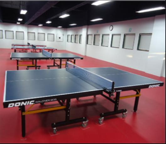 Die Suche nach Tischtennisräumen für TT4F läuft!